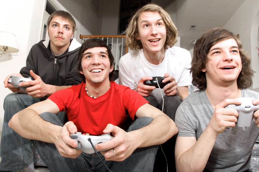 How do Video Games Help People